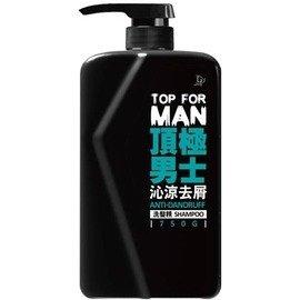 脫普TOP FOR MAN頂極男士沁涼去屑洗 精750g