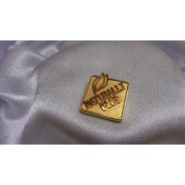 750 18k K金別針  流當 墬飾 金飾品 K金胸針 飾品 鑽飾 naturally
