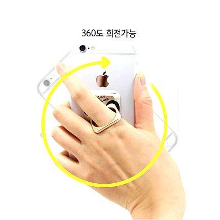 【PATI手機殼】米奇米妮iphone6s指環扣支架金屬卡通plus三星蘋果通用防摔 OPPO HTC04