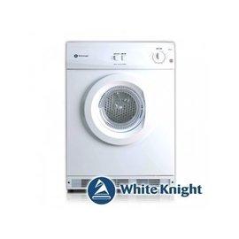 White Knight 600AW 6kg 滾筒式乾衣機 白色◆含到府 ◆英國
