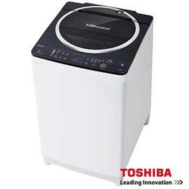 TOSHIBA東芝SDD 變頻12公斤洗衣機 魅力黑 AW-DE1200GG 雙噴射瀑布水