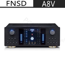 FNSD A8V 迴音卡拉ok綜合擴大機  監聽級 輸出功率 : 380W 380W