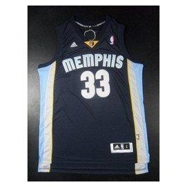 REV30 Memphis Grizzlies灰熊隊#33號Marc Gasol小加索 球