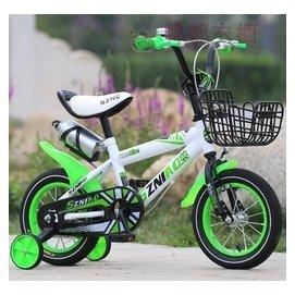 兒童自行車12 14 16 18寸單車男女孩款童車345678歲腳踏車~韓都衣櫥~