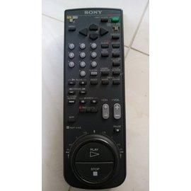 自售 新力 sony 音響 VHS DVD 藍光 VCR 電視 錄影機 RMT V102