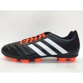 宏亮 ADIDAS 愛迪達 足球鞋 戶外足球鞋 膠釘 大尺寸8~12號 黑底白邊 B270