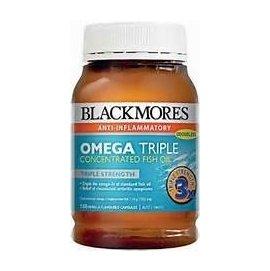 ,150顆)BLACKMORES Omega Triple 3倍DHA加強型深海魚油