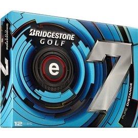 ~飛高高~美國製 BRIDGESTONE E7 Golf Balls 三層球  貨 tit
