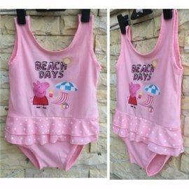 心荷 兒童 女童 連身泳裝 泳衣