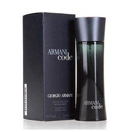 Giorgio Armani Code 黑色密碼 男性淡香水(75ml )