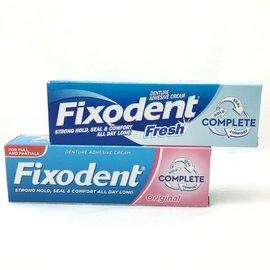 超特惠 數量稀少 英國進口 Fixodent 清新款/原味款 活動 假牙黏著劑 47g