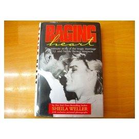 ~新  _oata~~Raging Heart 精裝~ISBN:0671521454│Sh