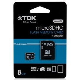 ~南無阿彌陀佛~TDK 8G C10 U1 手機記憶卡 MicroSDHC 8GB UHS