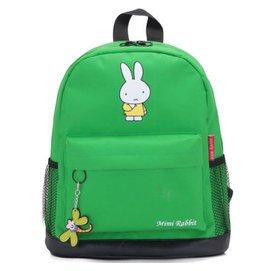 款 書包小學生卡通動物書包2015兒童減負護脊潮流雙肩背包幼兒園寶寶包包 綠色