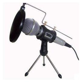 hifier 屁顛蟲095電腦麥克風臺式電容話筒筆記本k歌語音聊天錄