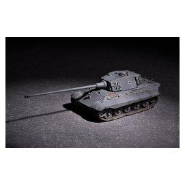 大鳥叔叔模型 小號手 07160 1 72 德國虎王坦克 亨舍爾砲塔 -105mm kw