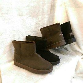 大 男款 女款 #x1f499 款  雪靴 情侶 黑色 咖色