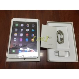 8成新 秒殺價 APPLE iPad mini 64G 64GB 4G LTE 第 黑色#
