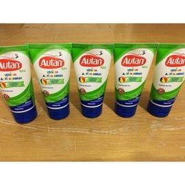 不用等 印尼 德國 Autan防蚊安全無毒止癢防蚊霜 兒童款全家   50ML