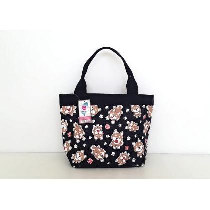 悠格~YOGSBEAR~  LL 環保 防水 手提袋 手提包 包 便當袋 餐袋 水餃包 手