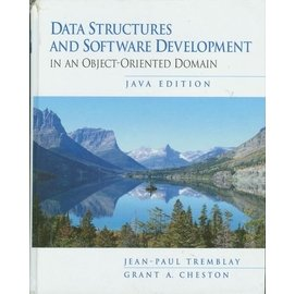 蒼穹書齋: 七成新\DATA STRUCTURES AND SOFTWARE DEVELO