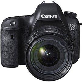 Canon EOS 6D 24~70mm F4 L USM 單鏡組  貨 ~送電池 鋼化玻