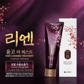 當天發貨)韓國LG 潤膏洗髮護髮二合一~250ml