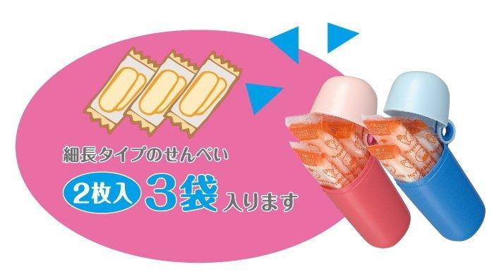 【大國屋】日本製造 :INOMATA babu系列 幼兒食物收納盒/幼兒餅乾盒Baby Food 細長型04