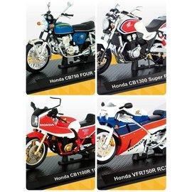 711 Honda   重機模型 1:24 另售 炫彩馬克杯齒輪 時鐘 立掛兩用時鐘 單肩