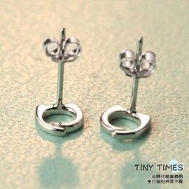 優速快購 925銀耳釘女甜美氣質韓國 銀耳環小飾品潮【TINY TIMES-小時代】