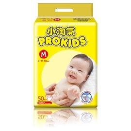 ~未拆封~未剪標~可 單包 Prokids小淘氣透氣乾爽嬰兒紙尿褲尿布 M L XL 活潑