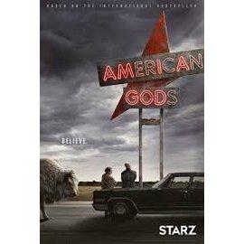 高清 劇~American Gods 美國眾神 第1季~