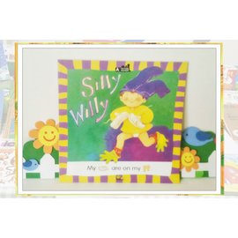 《Silly Willy》A Picture Reader,東西圖書/悅讀童書坊☆°╮/英語學習/生活教養/親子共讀/閱讀習慣