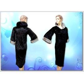 美聯企業  黑色亮片連身裙裝~L號~ 萬聖節巫師裝扮 黑色亮片連身衣 角色扮演 化妝舞會