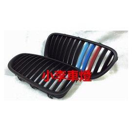 ~小李車燈~ 品 外銷 件 寶馬 各車型 消光黑 M板 水箱罩 E36 E38 E39 E
