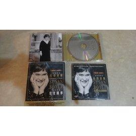 A27 蘇珊波爾 星光圓夢  CD DVD  SUSAN BOYLE I DREAMED