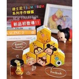 蜜蜂工坊 迪士尼tsum tsum系列手作蜂蜜 50g