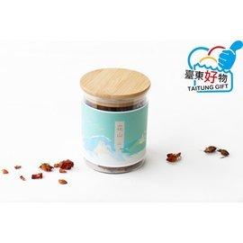 有机 玫瑰花茶 60g 台东 花山 玫瑰花茶 慈心有机 台东好物 有机茶叶 台湾玫瑰花 食用花 净园