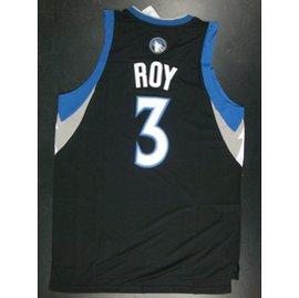 新 Minnesota Timberwolves灰狼隊#3號 Brandon Roy 羅伊