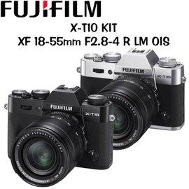 FUJIFILM X~T10  XF 18~55mm 中文平輸 ~送32G  鋰電池 相機