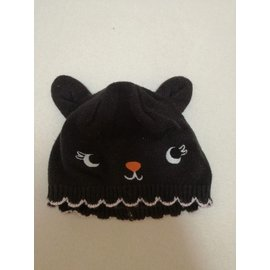 美國品牌GYMBOREE 貓咪針織帽