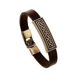 真皮飾品 真皮復古手鍊 手鏈 手環 手圈 手鐲 牛皮皮革合金飾品 簡約 真皮飾品 首飾 皮