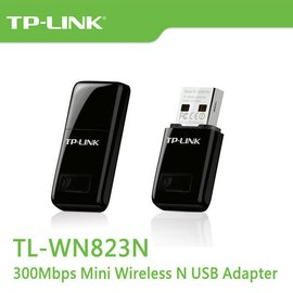 TP~LINK TL~WN823N 300Mbps 802.11n 迷你無線USB 卡