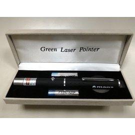 綠光雷射筆 10mw