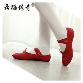 春夏2015芭蕾舞鞋練功鞋舞蹈鞋舞蹈訓練鞋貓爪鞋兩點底舞鞋布鞋女