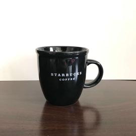 ~絕版~  星巴克 Starbucks 品牌 黑 6oz Abby 咖啡杯 Espress