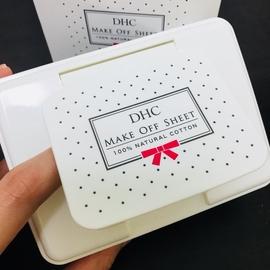 《全新》DHC卸妝棉(盒&補充包)