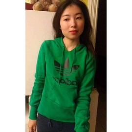 Adidas 綠色衣服