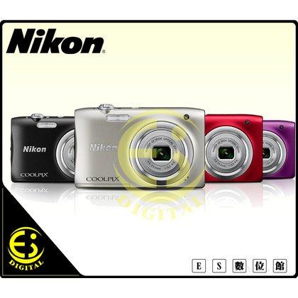 ES Canon IXUS 185 8倍光學變焦 2.7吋螢幕 2000萬畫素 1公分微距