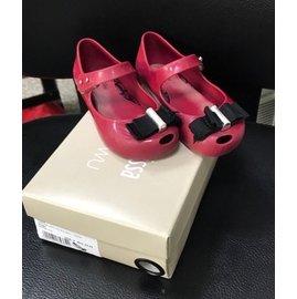 mini Melissa 梅杜莎 吳季剛 蝴蝶結 香香鞋